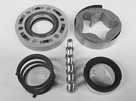 BOCK FK50 Compressor Parts