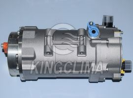 Highly Compressor for Electric Bus Air Conditioning