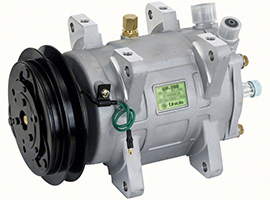 Unicla Compressor For Bus Air Conditioning