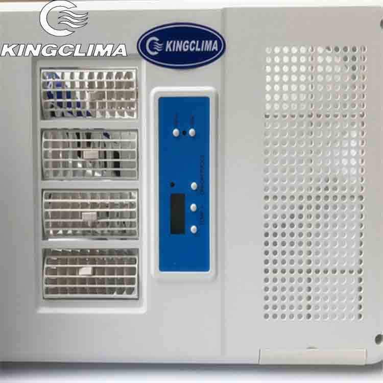 24V DC 12V Van RV Air Conditioner for Truck Vehicle