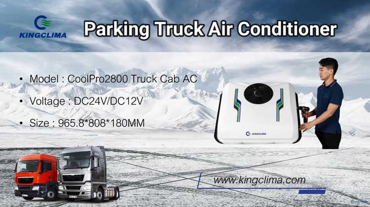 CoolPro2800 Truck Air Conditioners