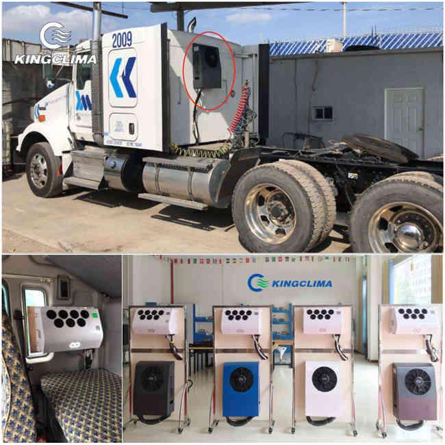 E-Clima2600S Split AC Unit for Truck