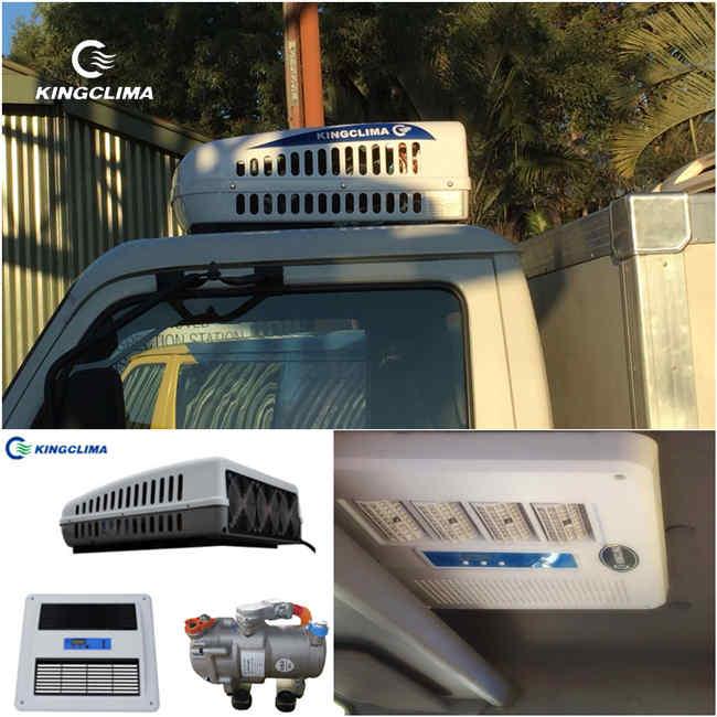 E-Clima3000 Sleeper Cab AC