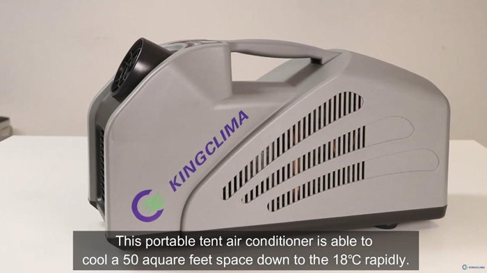 KC650 Portable Air Conditioner for Camping